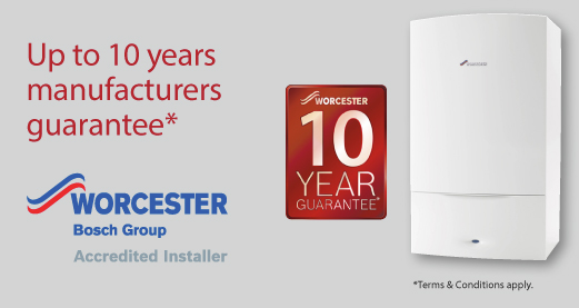 Worcester Boiler Replacement Thundridge